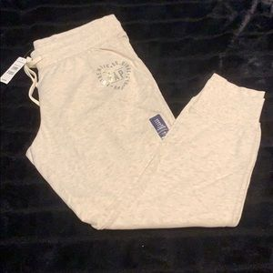 GAP - Joggers - beige with gold accents NWT